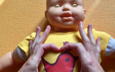 Kadobon Online Cursus Babymassage; een Lief & Origineel Kraamkado!