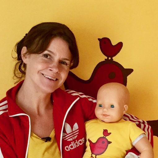 Online cursus Babymassage
